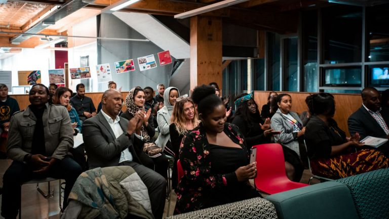 Communities collaborating to improve the lives of New Kiwis