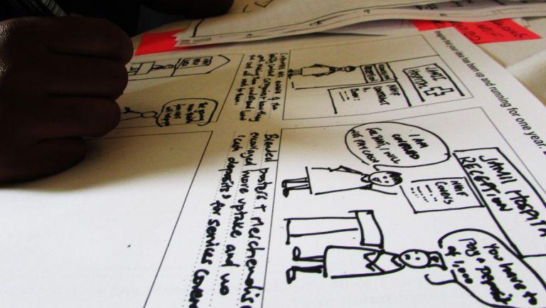 Merck Digital Accelerators Start Ups Design Thinking