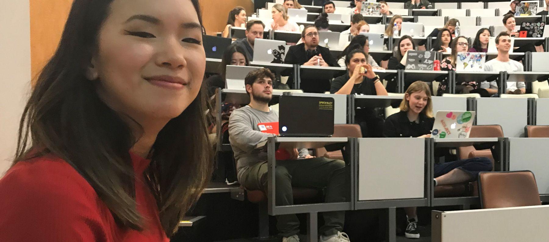 Cassandra Ong