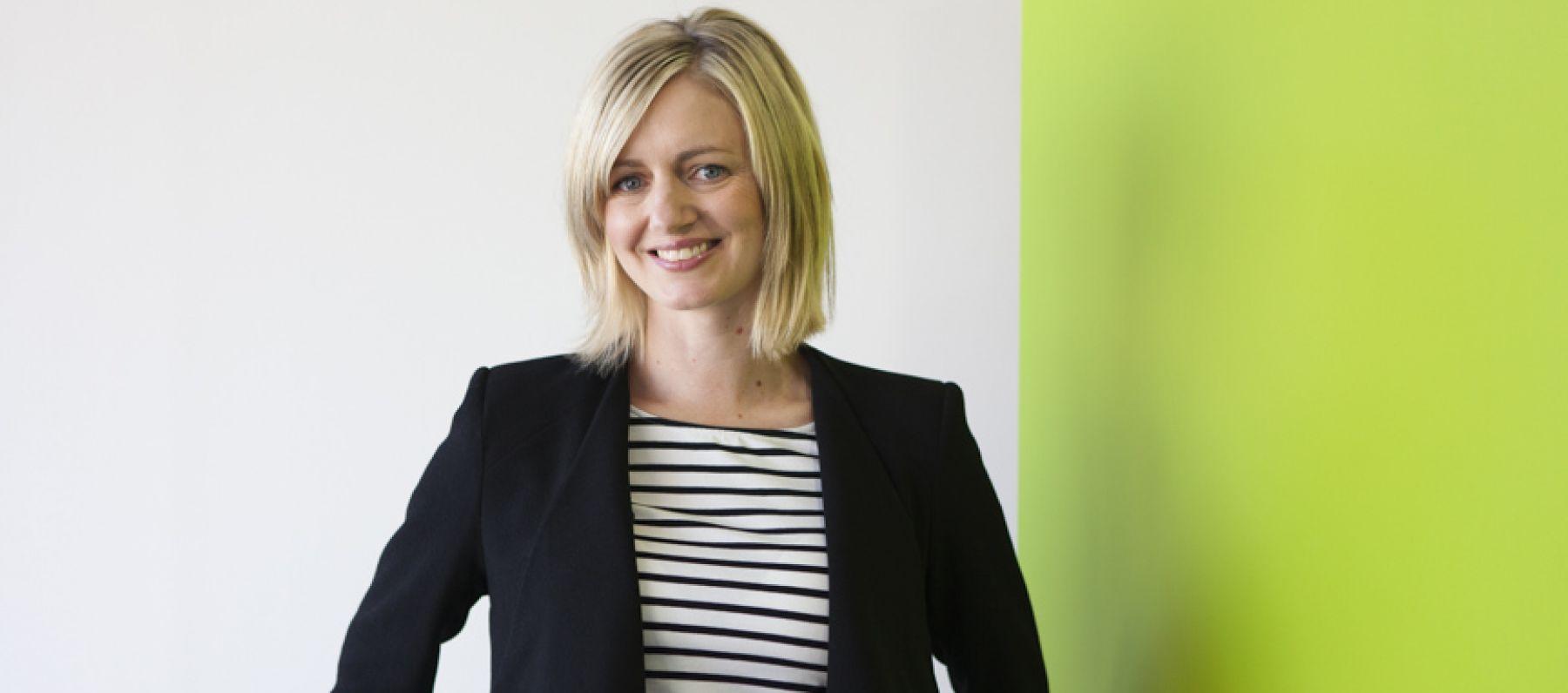 Meet our new leaders: Sarah Martin, GM Human Insights