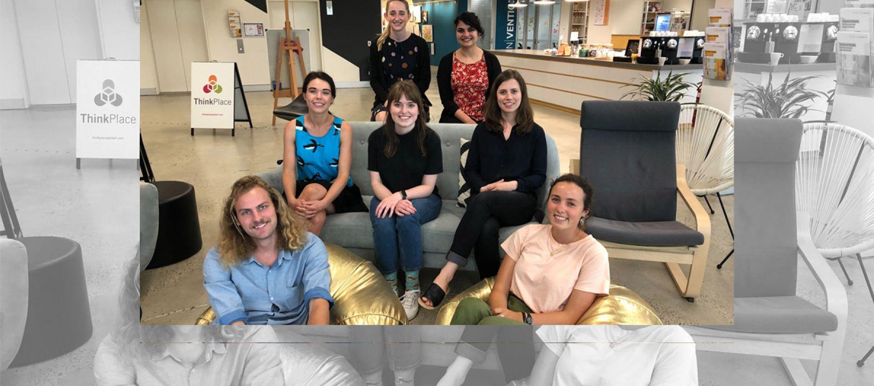 ThinkPlace Graduate Designers 2019