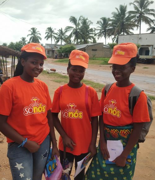 ThinkPlace is working in Mozambique on family planning interventions with Population Services International